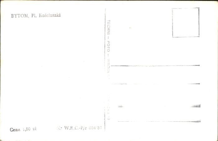 wf81665 Bytom Pl. Kosciuszki