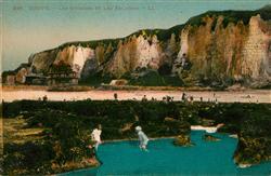 13250135 Dieppe_Seine-Maritime Les Rochers et les Falaises Dieppe Seine-Maritime