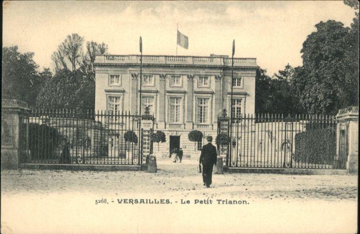 10870510 Versailles Yvelines Versailles Petit Trianon * Versailles - <span itemprop=availableAtOrFrom>79639, Deutschland</span> - Rücknahmen akzeptiert - 79639, Deutschland