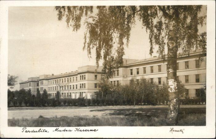 wu94491 Pardubice Mudra Kaserne x