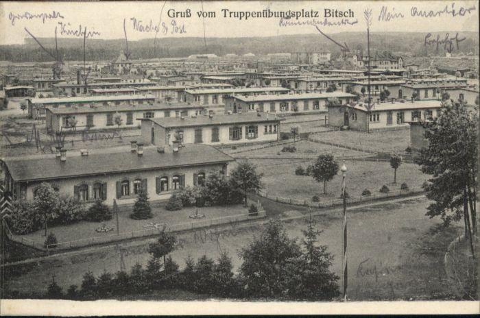 10827635 Bitsch Lothringen Bitsch Truppenuebungsplatz * Bitche - 79639, Deutschland - Rücknahmen akzeptiert - 79639, Deutschland