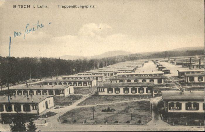 10827636 Bitsch Lothringen Bitsch Lothringen Truppenuebungsplatz * Bitche - 79639, Deutschland - Rücknahmen akzeptiert - 79639, Deutschland