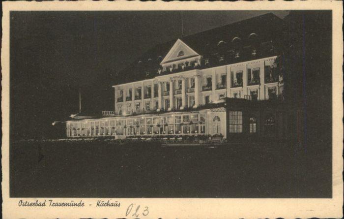 40846604 Travemuende Ostseebad Travemuende Kurhaus * Luebeck - Deutschland - Rücknahmen akzeptiert - Deutschland